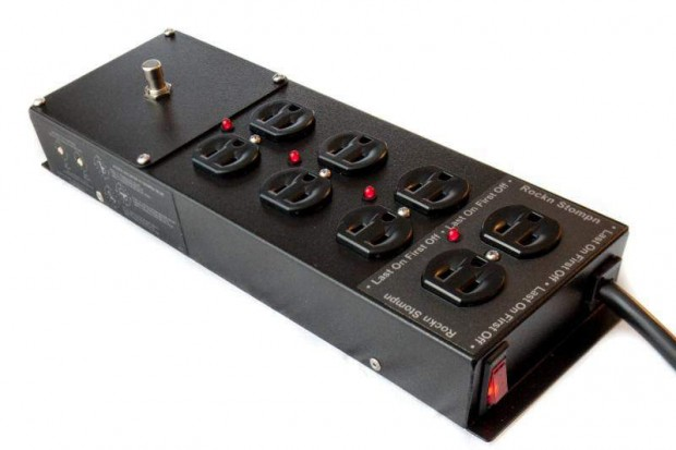 Rockn Stompn Updated RS-4 Sequential Power Supply
