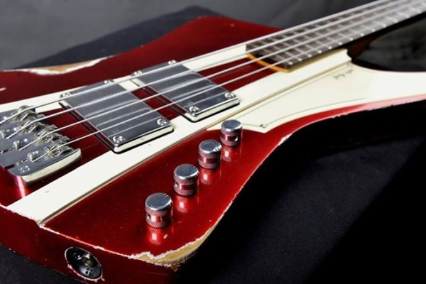 Sandberg Guitars Now Shipping Forty Eight Bass