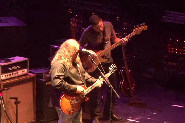 The Allman Brothers: The Sky Is Crying
