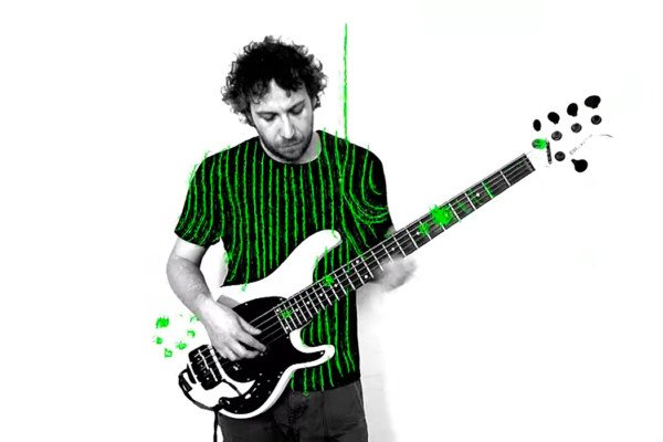Alberto Rigoni: Bass Guy