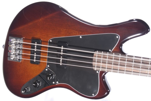 Bass of the Week: Lambdin Guitars 35″ Scale Four-String