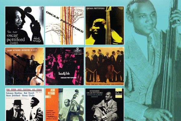 Set Released Covering Last Years of Jazz Great Oscar Pettiford's Career
