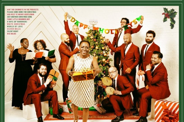 Sharon Jones & The Dap-Kings Play Some New Old Soul for the Holidays