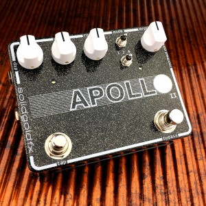 SolidGoldFX Apollo II Phaser Pedal