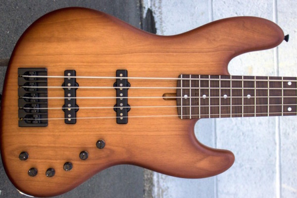 Bass of the Week:  Wilkins Road Tested Roasted Cayenne WRTJ5