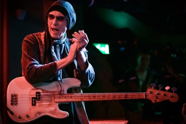 Joe Bonamassa Announces Summer Tour with Michael Rhodes on Bass