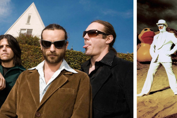 Tool and Primus Announce Winter Tour