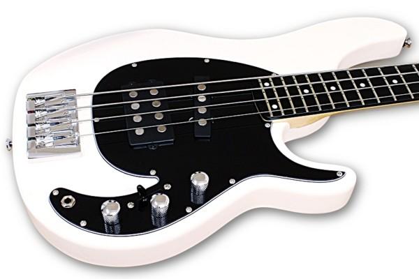 Alusonic Introduces Django Bass Guitar