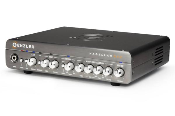 Genzler Amplification Announces Magellan 800 Bass Amp