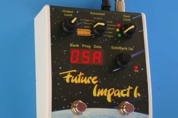 PandaMidi Revives A Classic Synth Pedal with the Future Impact I