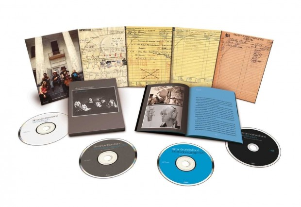 The Allman Brothers Band: Idlewild South Reissue