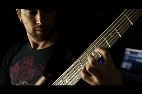 "Jared Smith: Archspire's ""Lucid Collective Somnambulation"" Bass Playthrough"