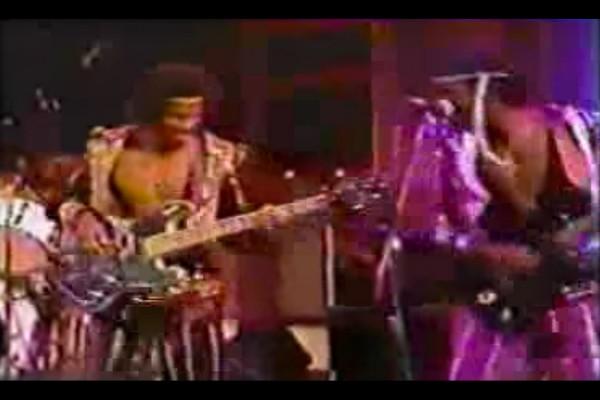Slave: Slide, Live 1981