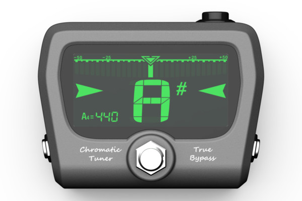 Gogo Tuners Introduces the Horizon Pedal Tuner