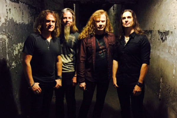Megadeth to Begin North American Tour in February with Impressive Support