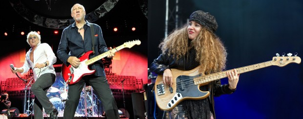The Who and Tal Wilkenfeld