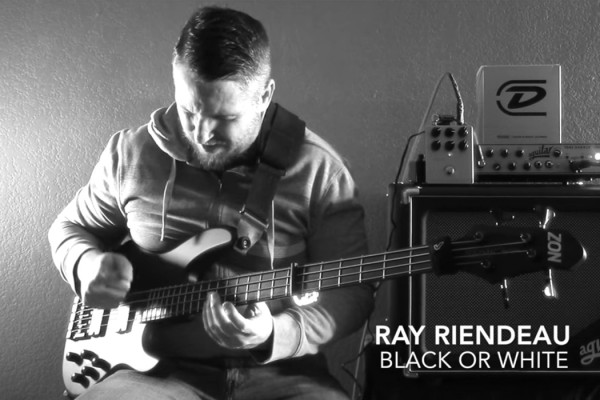 Ray Riendeau: Black Or White