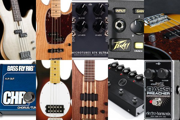 Bass Gear Roundup: The Top Gear Stories in January 2016