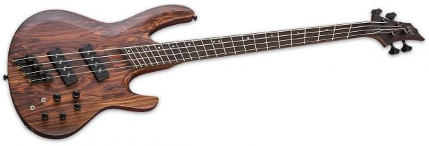 ESP LTD B-1004SE Multi-Scale Bass Angle