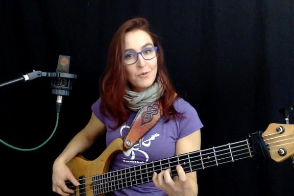 Talking Technique: Harmonic Minor Speed Shedding