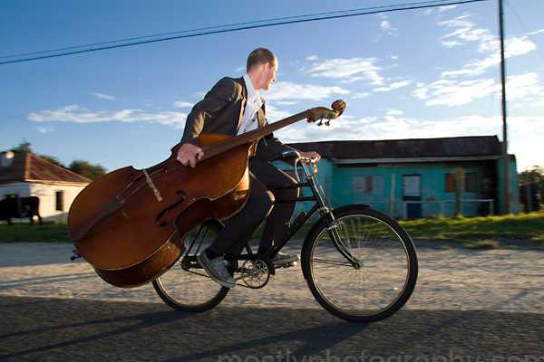 Gigging Without a Car: A Discussion on Gear