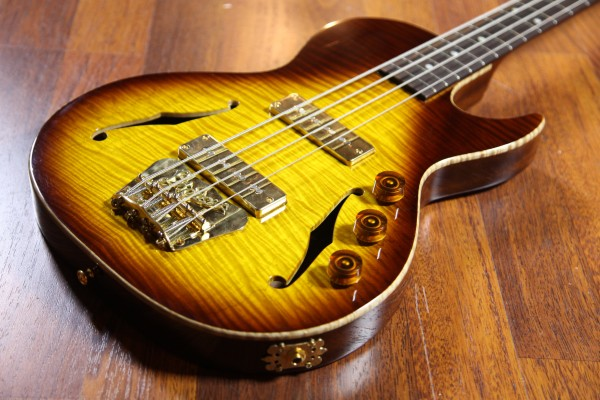 B&G Handmade Guitars Announces Big Sister Bass