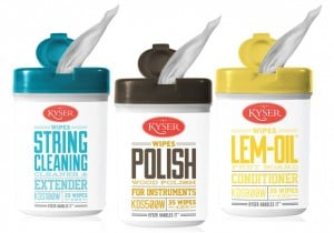 Kyser Cleaning Wipes