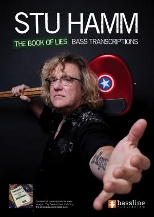 Stu Hamm - The Book of Lies Bass Transcriptions