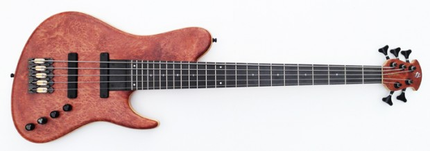 Surine Basses Lunara NTVII Bass Front