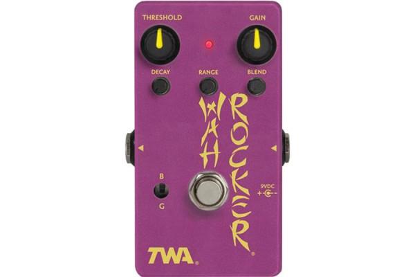 TWA Now Shipping WR-3 Wah Rocker Pedal
