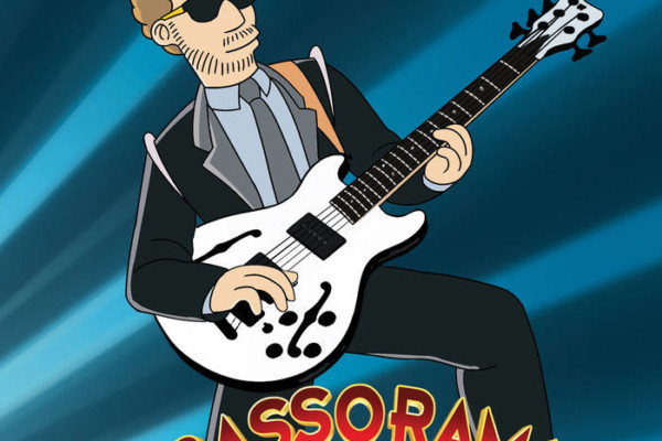 Bassists Galore Featured on Alberto Rigoni's Latest