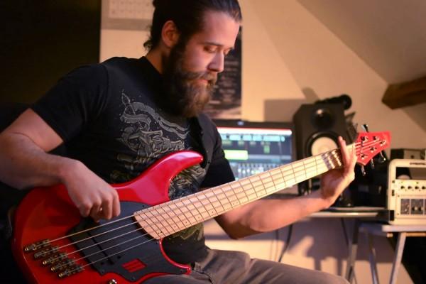 "Christian Sturgess: Brutai's ""Onyx"" Bass Playthrough"