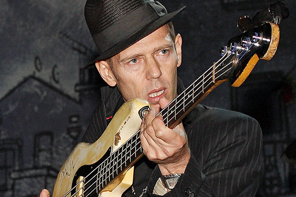 Bass Players to Know: Paul Simonon