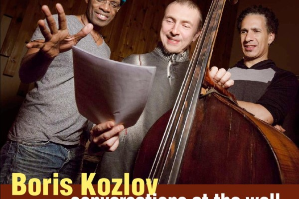 Boris Kozlov Releases Album as Bandleader