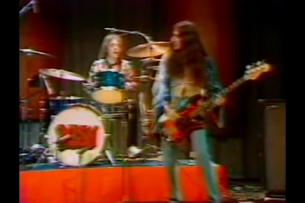 Rush: Working Man (Live, 1974)