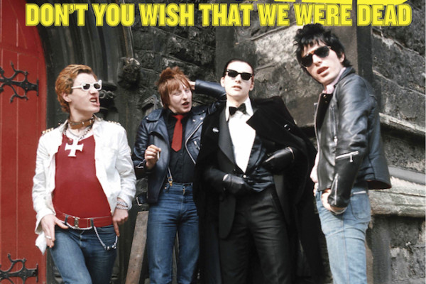 The Damned Documentary Available on DVD/Blu-ray