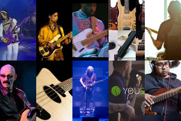 Weekly Top 10: Talking Style, Bass Gear Roundup, Tony Levin Podcast, Popular Bass Videos and More