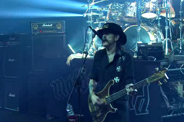 Motörhead: Overkill, Live 2015