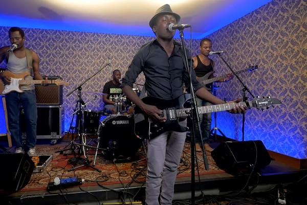 Songhoy Blues: Sekou Oumarou