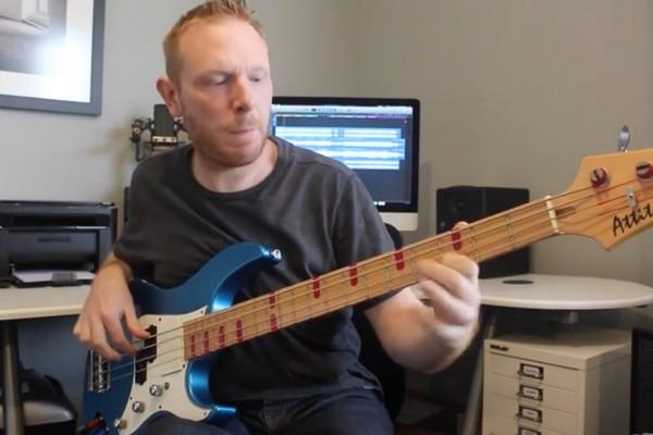 Stuart Clayton: Giants of Bass – Billy Sheehan
