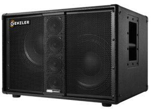 Genzler Amplification Bass Array BA210-3 Bass Cabinet