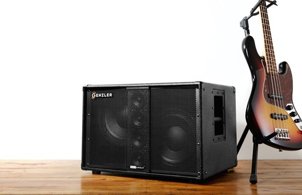 Genzler Amplification Expands Bass Array Cabinet Series with 2×10