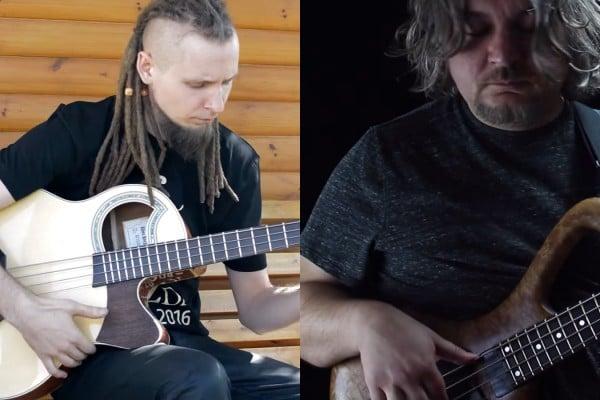 Dmitry Lisenko and Aram Bedrosian: Echoes