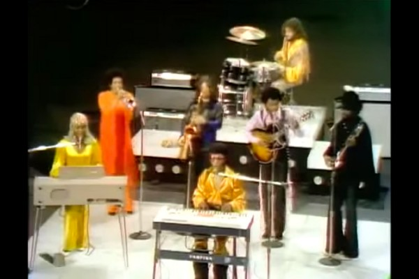 """Sly and the Family Stone: """"Hot Fun in the Summertime"""" and """"I Want To Take You Higher"""""""