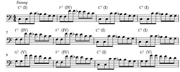 A Beginners Guide to Improvising a Bass Line - Exercise 5