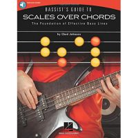 Hal Leonard Releases Book on Scales Over Chords