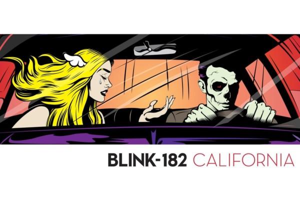 """Blink-182 Releases """"California"""""""