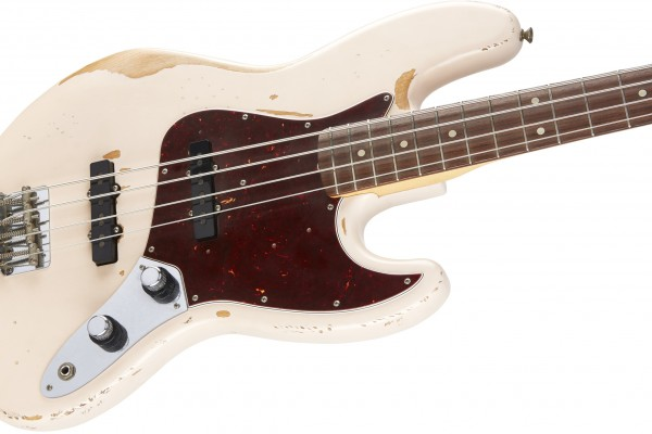 Fender Unveils Flea Signature Jazz Bass