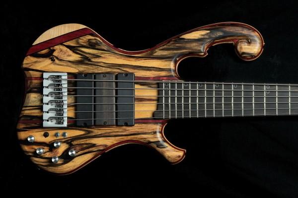 Bass of the Week: Nichols Guitar Company Seas of Cheese Bass