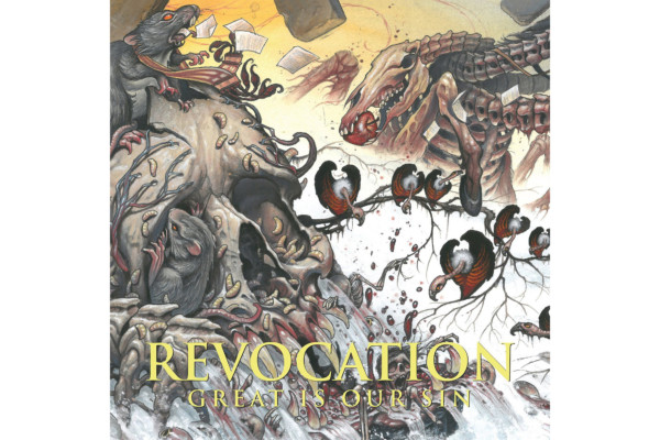 """Revocation Releases """"Great Is Our Sin"""""""